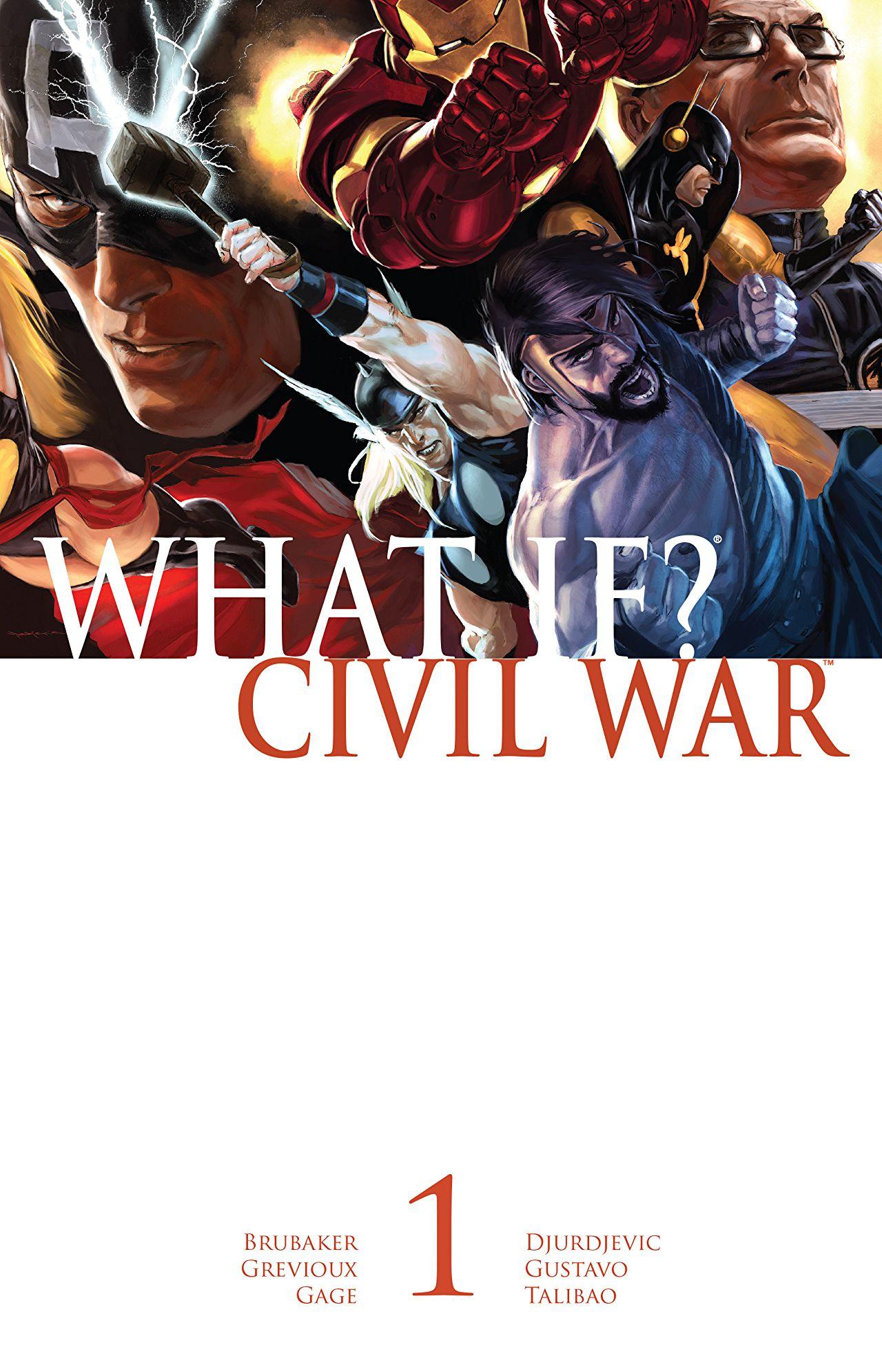 Comixology (digital comics) - 4 x Marvel 'What If?' comics Free
