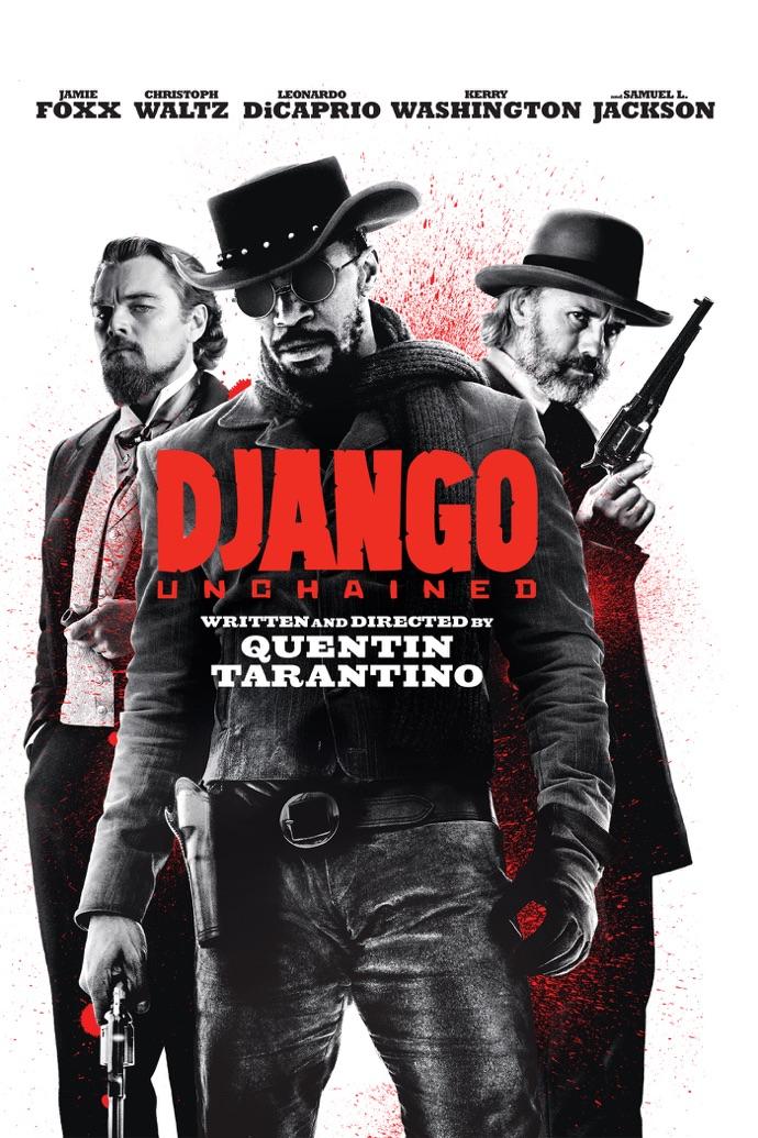 Django Unchained £3.99 on iTunes
