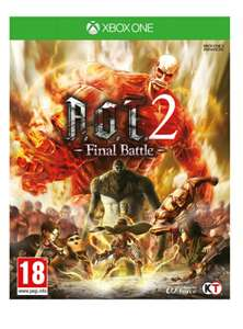 A.O.T.2 Final Battle Xbox One For £26.99 (PS4/Switch £29.99) Delivered @ Simplygames