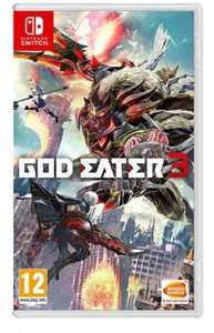 God Eater 3 on Nintendo Switch  For £24.99 Delivered @ Simplygames