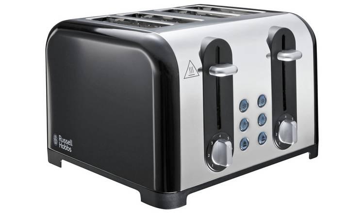 Russell Hobbs 22407 Worcester 4 Slice Toaster £19.99 @ Argos