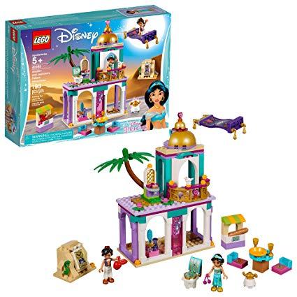 Lego Jasmine & Aladdin Palace 41161 £10 @ B&M (Bathgate)