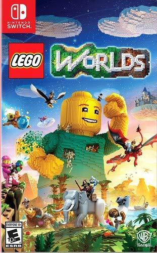 LEGO Worlds Nintendo Switch Game £22.99 @ Argos