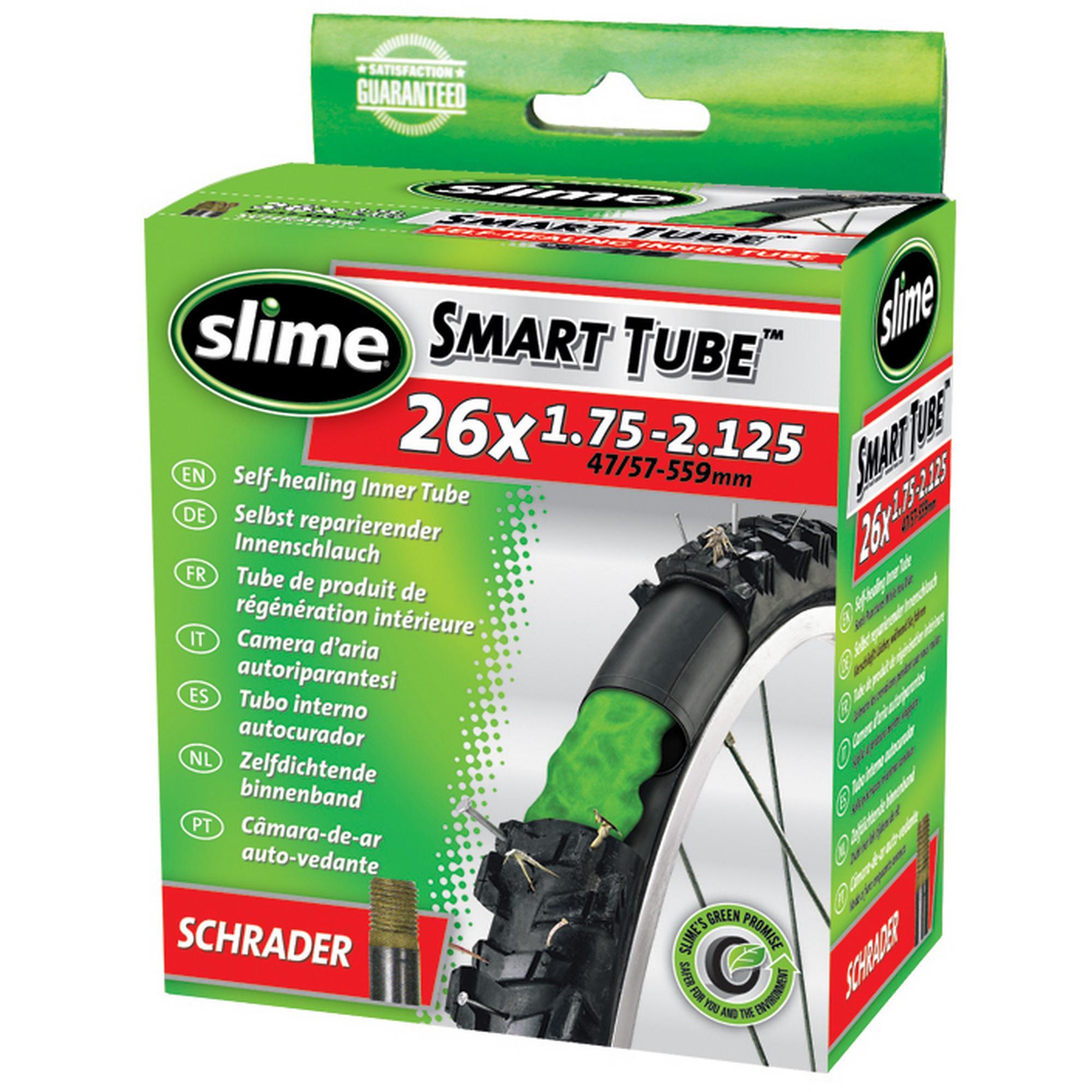 """Slime Presta Bike Inner Tube - 26"""" - 29"""" £3.50 @ Halfords"""