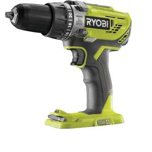 Ryobi R18PD3 ONE+ 18v Cordless Compact Combi Drill £39.95 @ Tooled Up