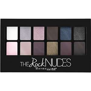 Maybelline Rock Nudes Palette only £4.72 + £4.49 delivery Non Prime @ Amazon