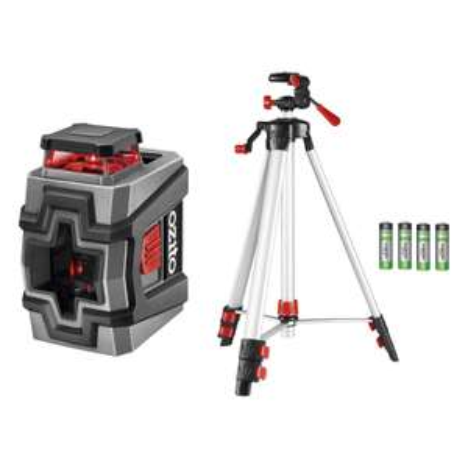 Homebase Ozito 360 Degree Line Laser with Tripod £27.50