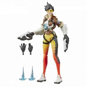 Overwatch Action Figures on Sale at Kapow Toys: Tracer, Lucio £13.97, Sombra £14.97