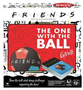 Friends 'The One With The Ball' Game - £15 @ Argos (Free C&C)