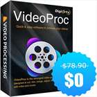 Videoproc (converter and multifunction from Digiarty/Winx) - new V3.3 via BDJ/Tradepub Free