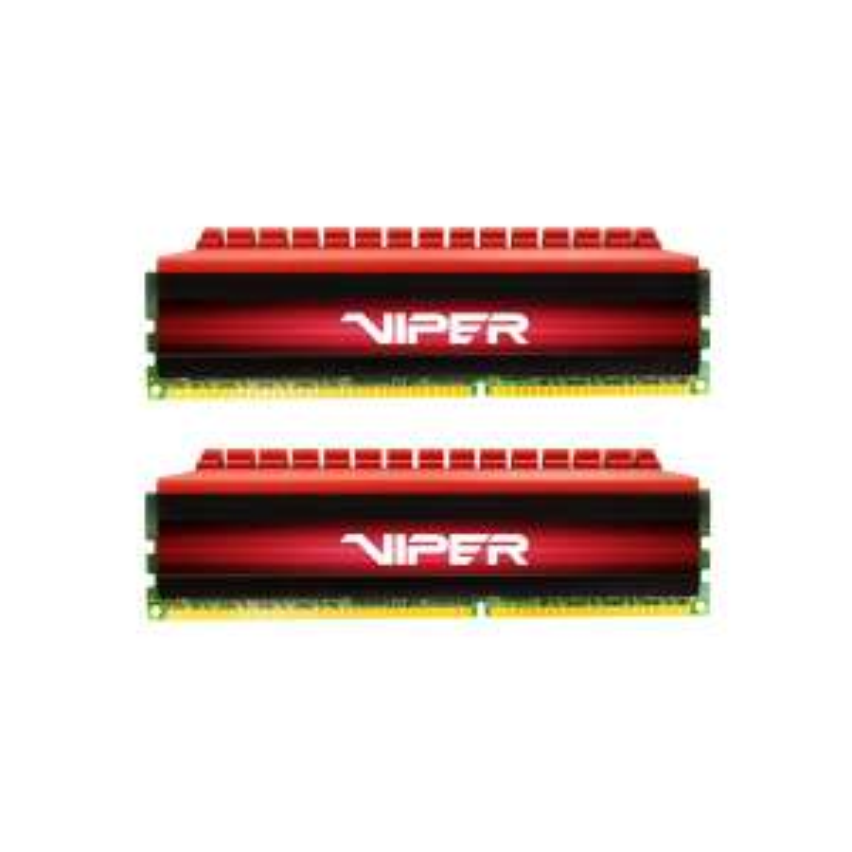 Patriot Memory PV48G300C6K VIPER 4 Series 3000 MHz 8 GB Dual Channel DDR4 Memory Kit - Black/Red £38.99 @ Amazon