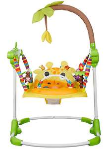 Mothercare jumping giraffe entertainer £40 @ Mothercare (with app voucher)