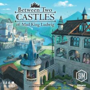 Between Two Castles of Mad King Ludwig Board Game £28.43 delivered @ Zatu