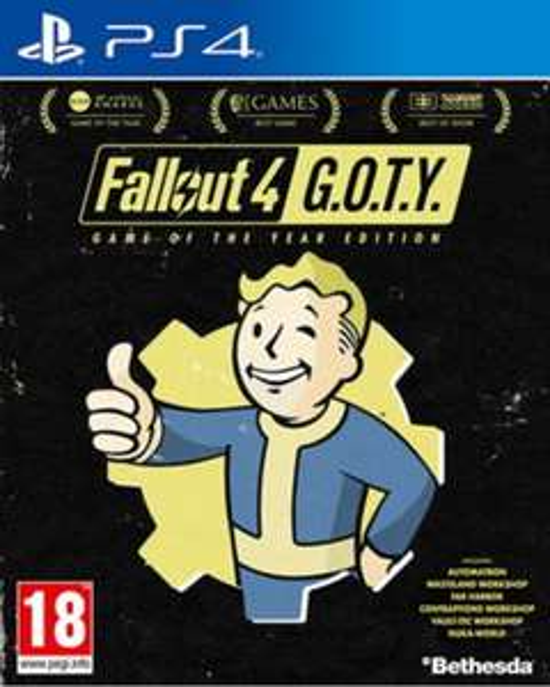 Fallout 4 GOTY (PS4) £12.84 at Base.com