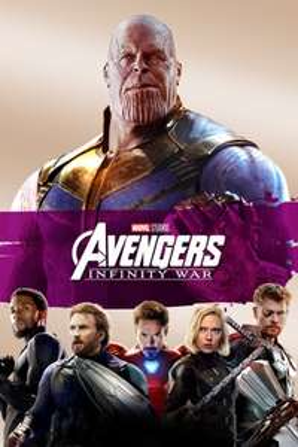 Avengers: Infinity War £6.99 @ iTunes