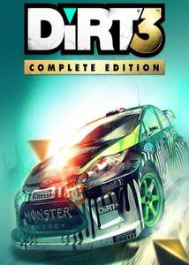DiRT 3 Complete Edition Steam CD Key at SCDKey for 64p