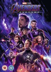 Avengers Endgame £6.49 HD with code on Chili