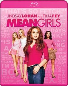 Mean Girls 15th anniversary edition Blu ray (region free) £5.98 at Wow HD
