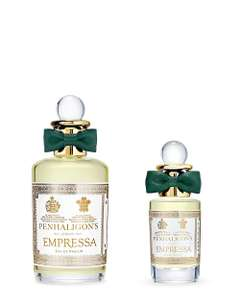 Discounts on selected gift sets (eg The Adorned In Pearls Empressa Gift Set £81) at Penhaligons