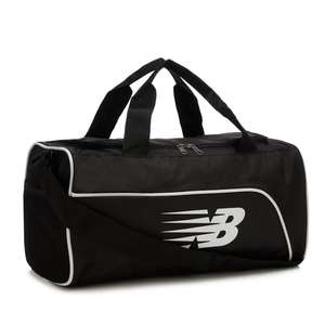 New Balance Black Packable Duffle Bag now £13.50 delivered @ Debenhams