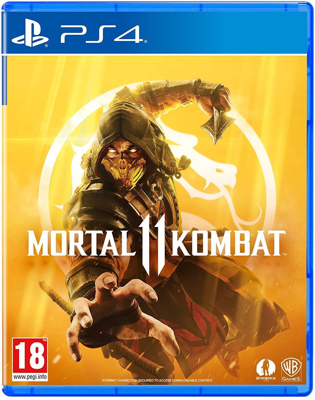 Mortal Kombat 11 Special Edition (Amazon Exclusive) (PS4) £31.99 at Amazon