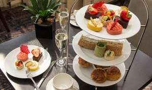 Afternoon Tea For Two - Corus Hotel Hyde Park London- Groupon - £21 at Groupon