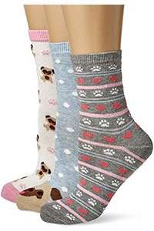 Lovestruck Women's Socks 3 Pack @ Amazon Add On £2.94