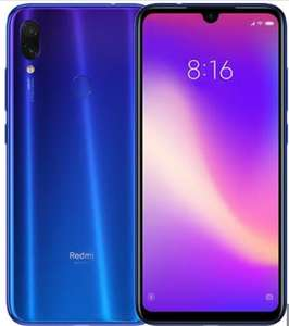Xiaomi Redmi Note 7 4G Phablet Global Version 3GB RAM - Blue £124.95 at Gearbest