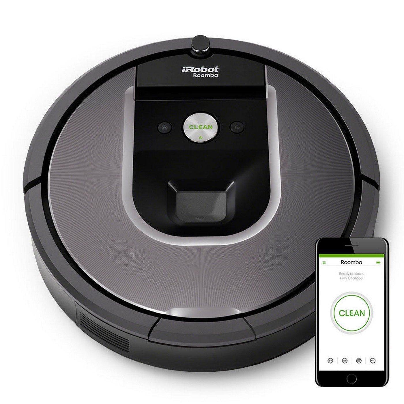 iRobot Roomba 960 £391.25 delivered @ Amazon Germany