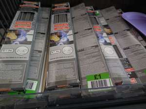 Arc Welding Rods £1 at Lidl instore