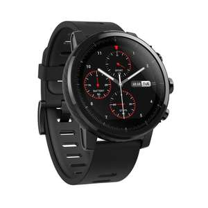 Amazfit Stratos Smartwatch Premium Multisport with GPS £118.15 @ Amazon Lighting Deal - 1,5 hour left