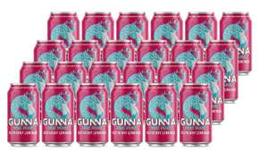Gunna Pink Punk 330 ml (Pack of 24) @ Amazon £8.41 Prime £12.90 Non Prime