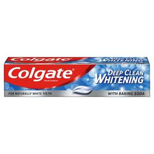Colgate Deep Clean White with Baking Soda Toothpaste 75ml £1 @ Asda