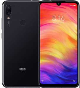 Xiaomi Redmi Note 7 4G Phablet Global Version 4GB RAM/128GB ROM - Black 4 £158.27 with code @ Gearbest