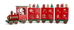 Train Advent Calendar £14.50 +£5.95 delivery at Harrods