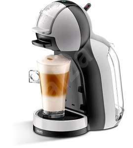 Dolce Gusto mini me coffee machine and 8 boxes of pods £44.99  @ Nescafe Dolce Gusto