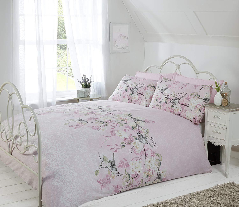 Rapport Eloise Duvet Set Super King-Pink Polyester-Cotton @ Amazon £8.82 Prime £13.31 Non Prime