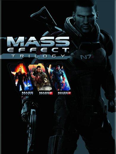 Mass Effect Trilogy (PC) £6.38 @ Eneba