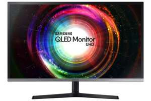 Samsung 32-Inch 4K Ultra HD 3840 x 2160 Quantum Dot LED Monitor £372.99 @ Amazon