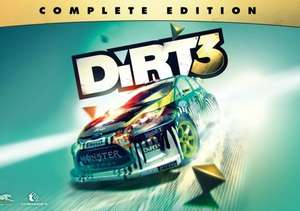[Steam] DiRT 3 - Complete Edition PC - 7p with code @ Gamivo/Playtime