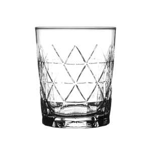 Ravenhead Entertain Set of 4 Rum Glasses 34cl now £3.60 add-on item at Amazon