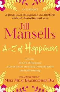 Free book Jill Mansell's A-Z Of Happiness - free on Amazon Kindle