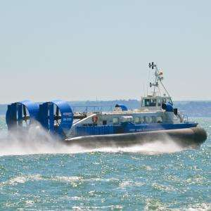 £30 Family Day Return to the Isle of Wight by Hovercraft from Portsmouth (2 Adults + Up to 3 Children) @ Hover Travel