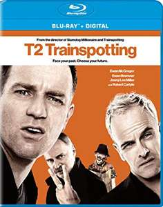 T2 Trainspotting [Blu-ray] - 2017 - with slipcover + UV code - £2 @ Poundland instore