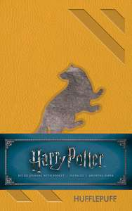 Harry Potter: Hufflepuff Ruled Pocket Journal - £2.74 Prime / +£2.99 non Prime @ Amazon
