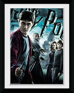 GB eye Harry Potter 5, Main, 8x6 Framed Photograph, Wood, Multi-Colour £2.98 add-on item @ Amazon