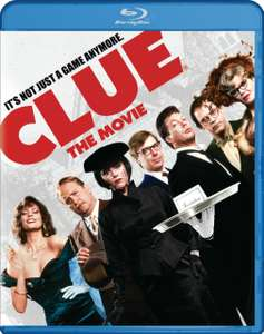 Clue: The Movie [Blu-ray] 1985 - region A & B, slim case - £4.80 - delivered @ Wow HD