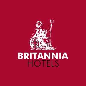 Britannia Hotels Offer - 1 night Bed-Breakfast-Dinner-Bottle Of Wine-From £29.50pp (£59 total) until 31/8/19