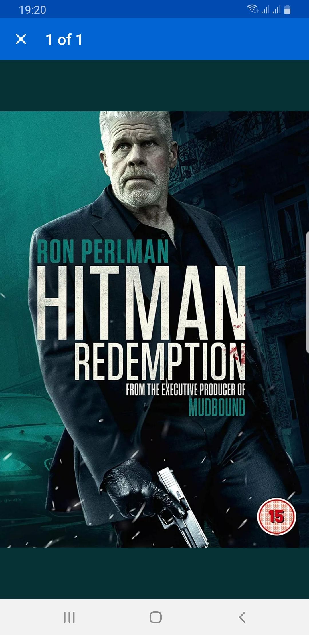 Hitman: Redemption - £2.99 on iTunes