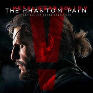 Metal Gear Solid V: Phantom Pain PC - £4.99 @ CDKeys